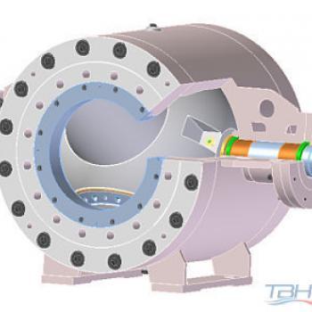 Ball valves - type BLV-3P