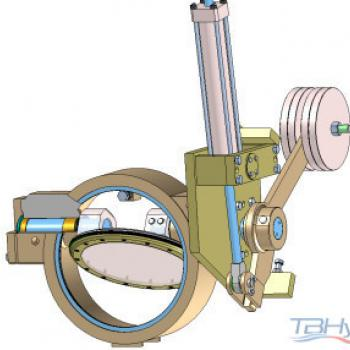 Check valves - type HTCV-WA