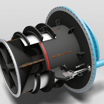 Regulating valves type CJV