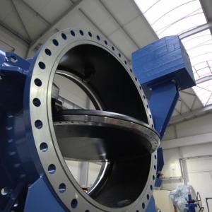 Butterfly shutoff valves - type BTV1600